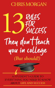 Chris Morgan - 13 Rules For Success