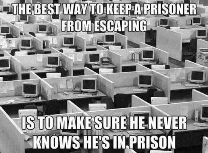 Best way to keep a prisoner away from escaping